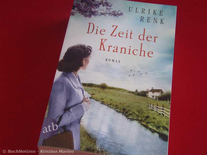 Cover Die Zeit der Kraniche