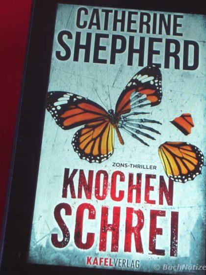 Cover Knochenschrei