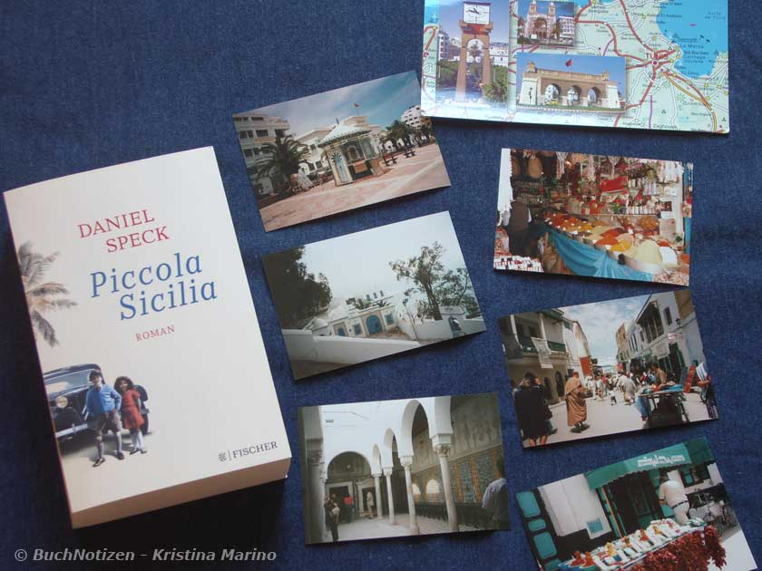 Piccola Sicilia Cover