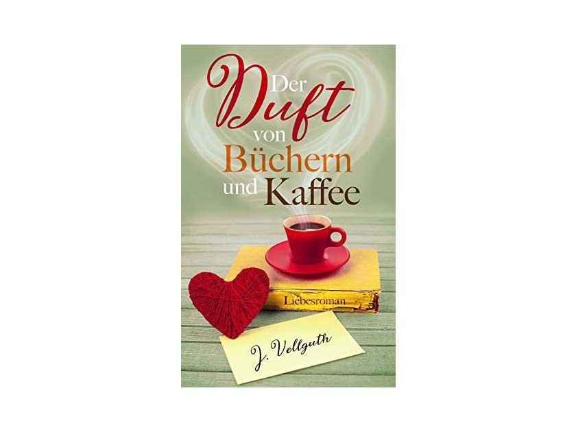 Cover Der Duft von Büchern und Kaffee