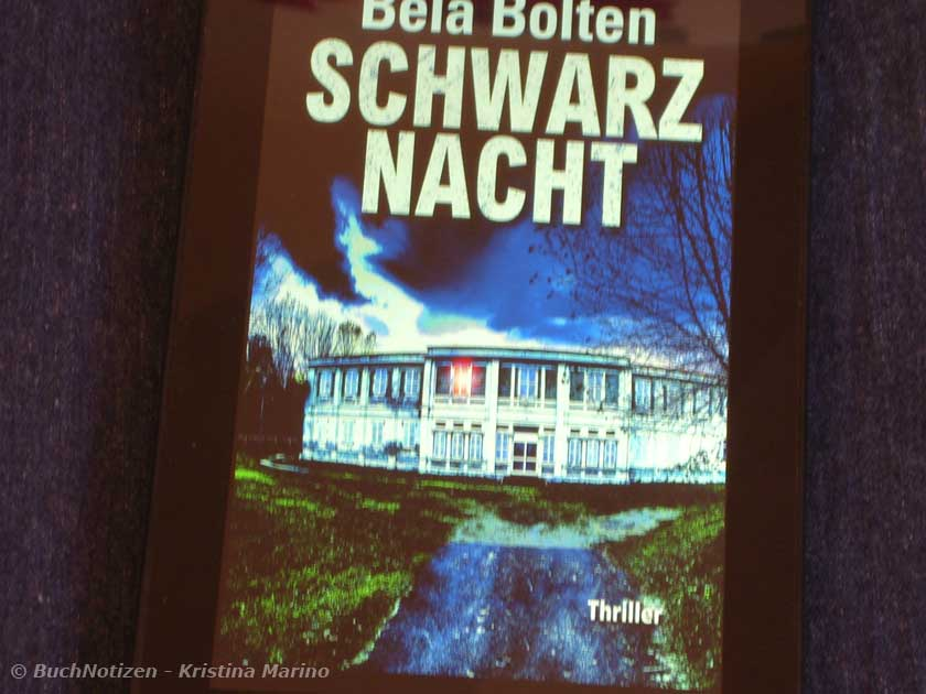 Cover Schwarznacht