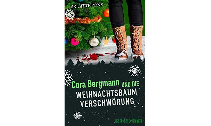 Cover Cora Bergmann und die Weihnachtsbaum Verschwörung