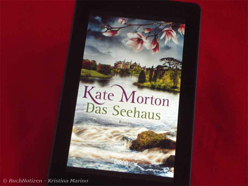 Cover Das Seehaus von Kate Morton