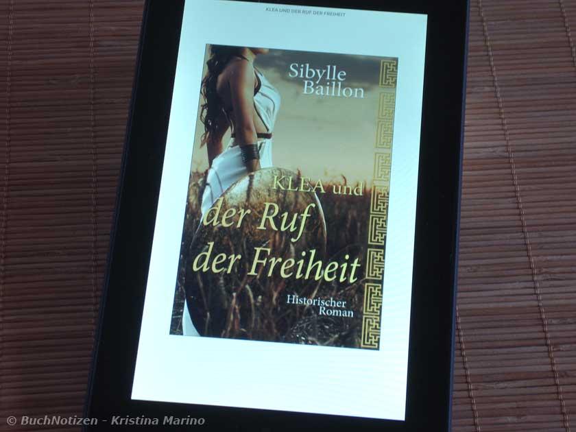 Cover Klea und der Ruf der Freiheit