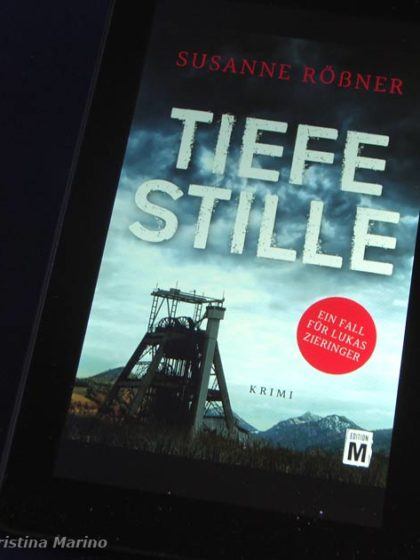 Cover Tiefe Stille