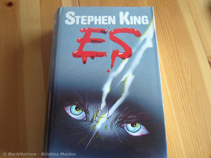 Cover ES von Stephen King