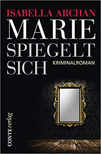 Cover Marie spiegelt sich