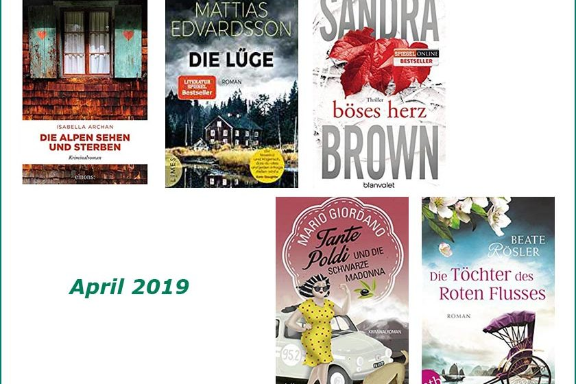 Rückblick April 2019