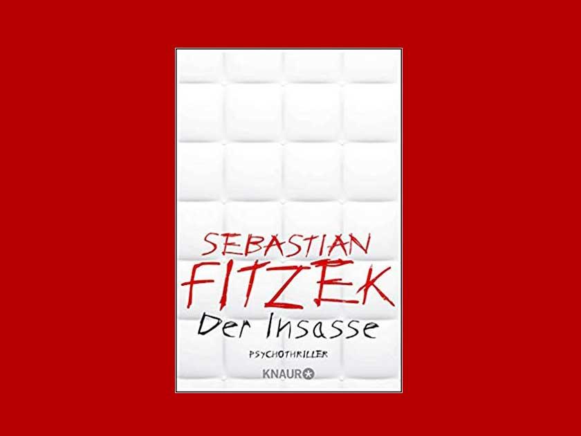 Cover Der Insasse von Sebastian Fitzek