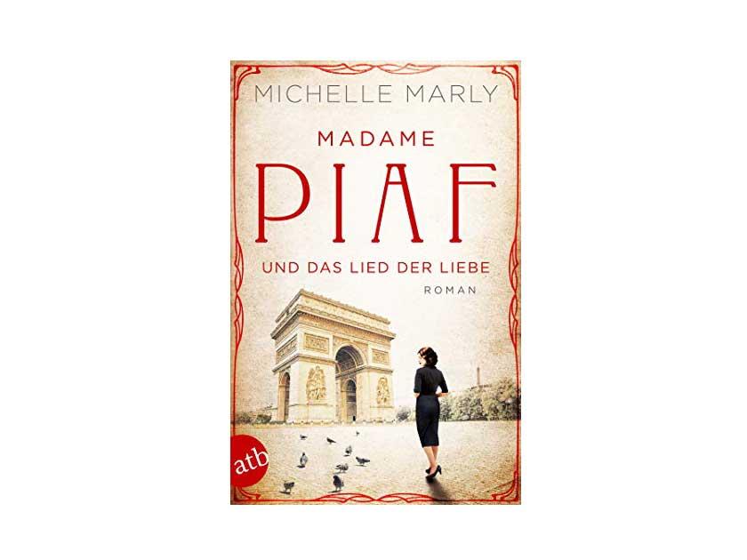 Cover Madame Piaf