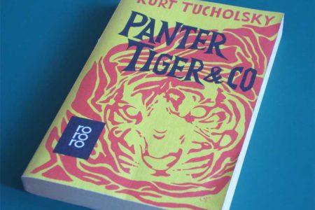 Taschenbuch Panter Tiger & Co
