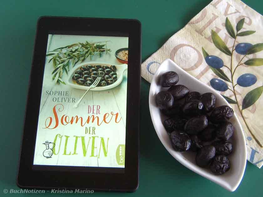Cover Roman Der Sommer der Oliven