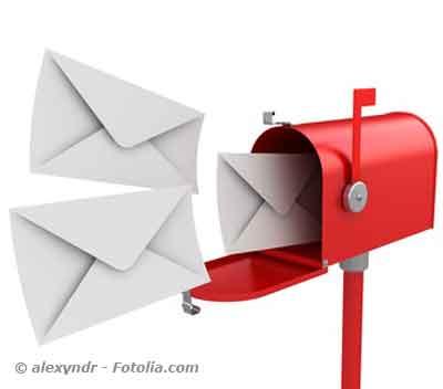 Mailbox - Newsletter abonnieren