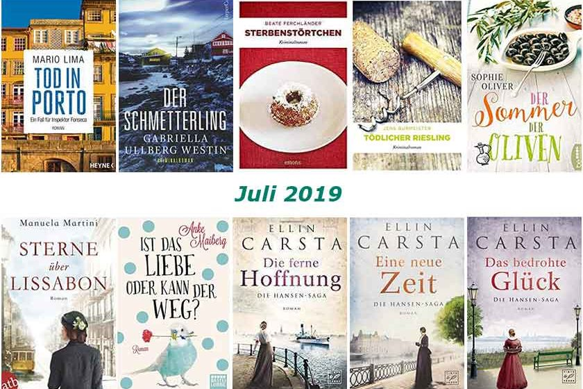 Cover Rückblick Juli 2019