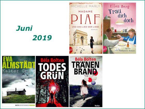 Rückblick Juni 2019