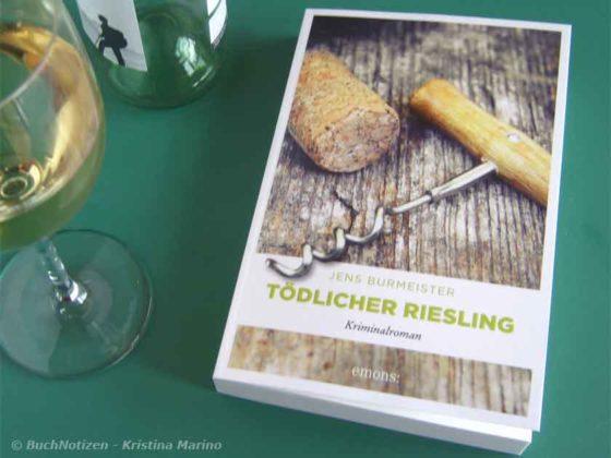 Tödlicher Riesling - Jens Burmeister