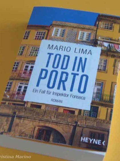 Cover Kriminalroman Tod in Porto