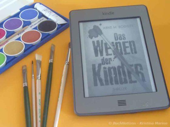 Das Weinen der Kinder - Arne M. Boehler