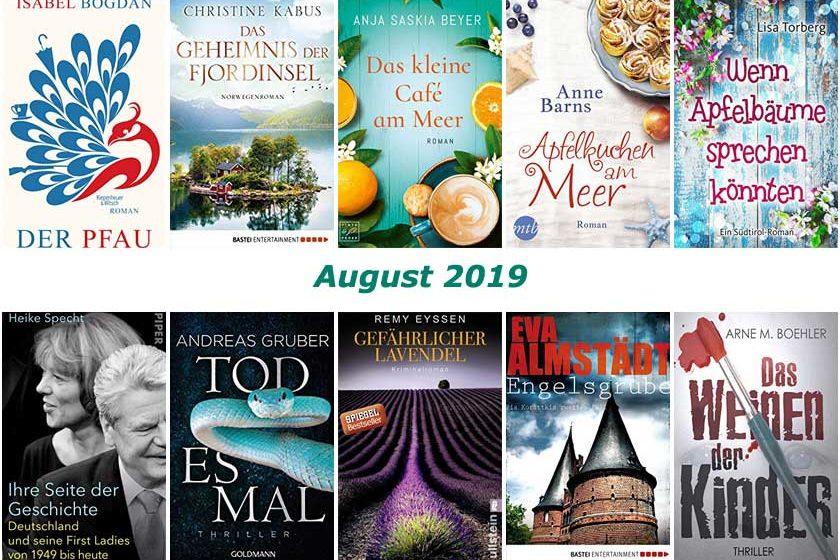 Rückblick August 2019