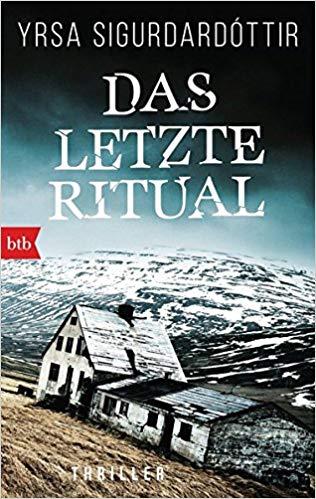 Cover Info Das letzte Ritual