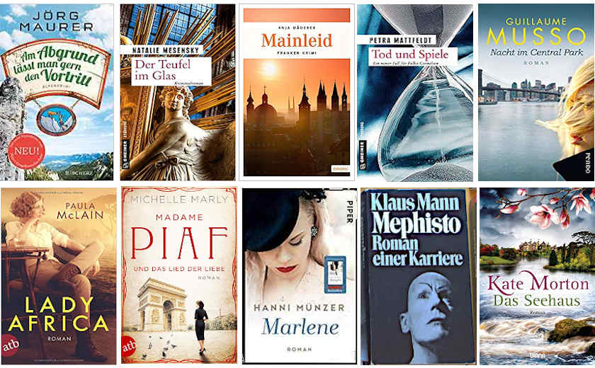 Cover Autoren mit M