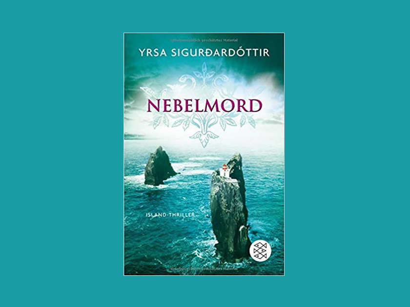 Cover Nebelmord - Cover Theme Day #118 - Titel mit N