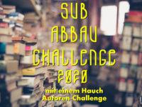 SuB Abbau Challenge 2020