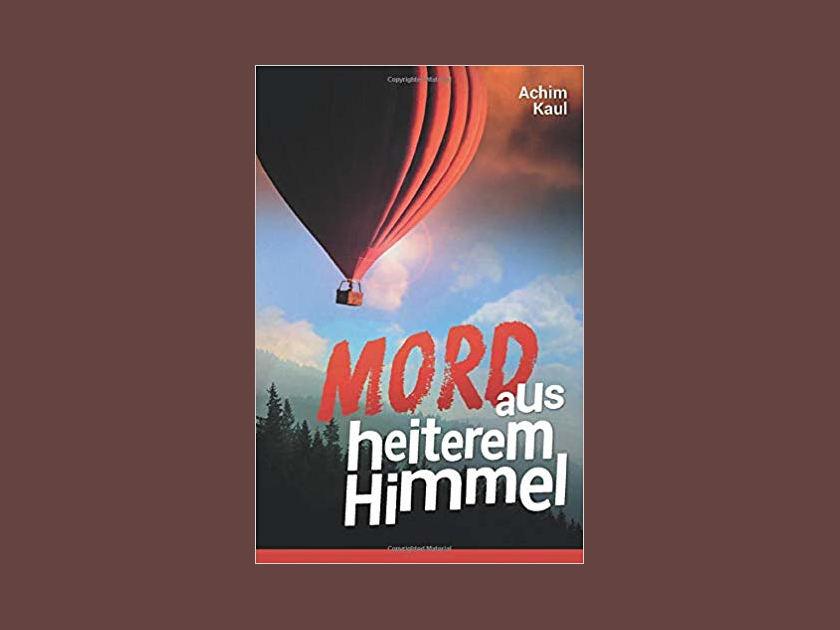 Cover Mord aus heiterem Himmel