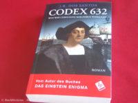 Codex 632 - Wer war Christoph Kolumbus wirklich? - J. R. dos Santos