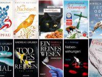 Top Ten Thursday #464 - Tiere auf dem Cover