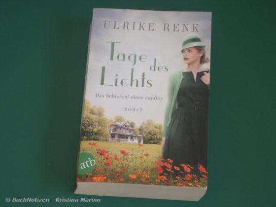Tage des Lichts - Ulrike Renk