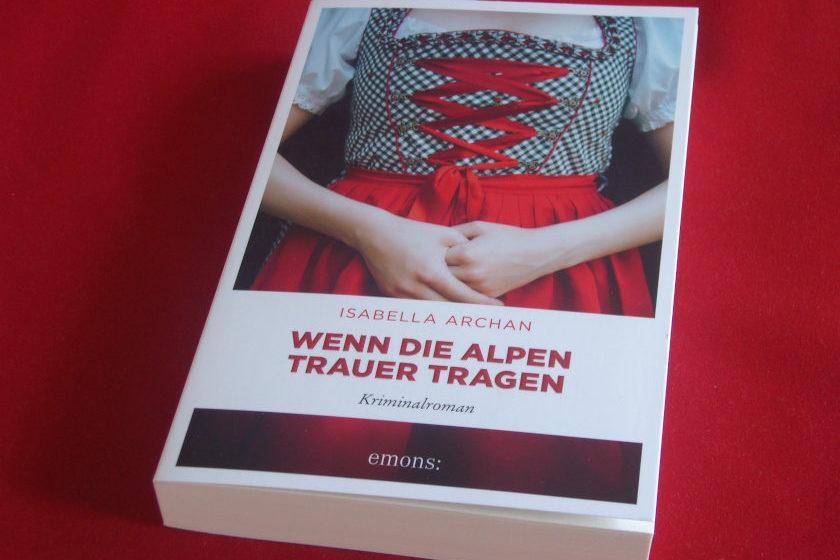 Cover Wenn die Alpen Trauer tragen