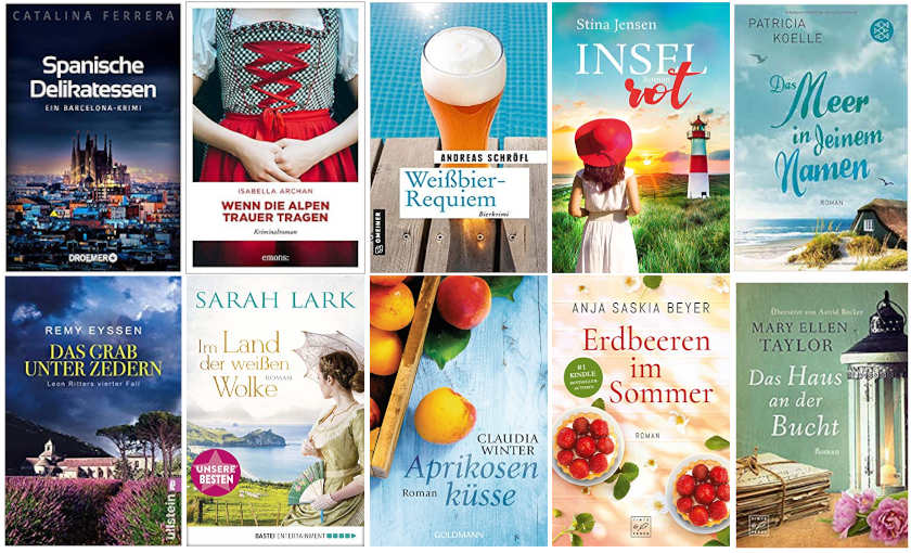 Cover Bücher Top Ten Thursday #477