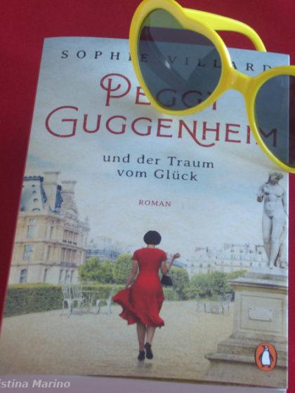Cover Peggy Guggenheim un der Traum vom Glück