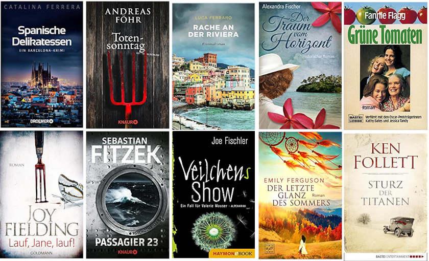 Cover Top Ten Thursday #480 Autoren mit F