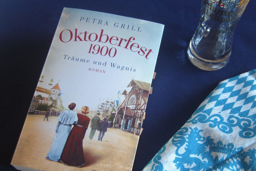 Cover Oktoberfest 1900