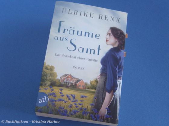 Träume aus Samt - Ulrike Renk