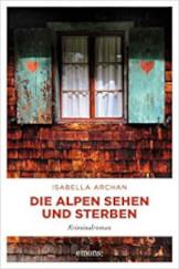 Cover Info Die Alpen sehen und sterben
