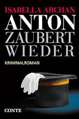 Cover Info Anton zaubert wieder
