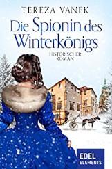 Cover Info Die Spionin des Winterkönigs