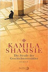 Cover Info Die Straße der Geschichtenerzähler
