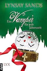 Cover Info Ein Vampir für jede Jahreszeit