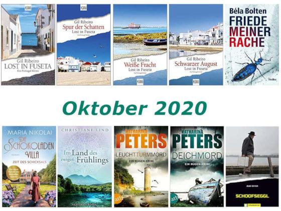 Rückblick Oktober 2020