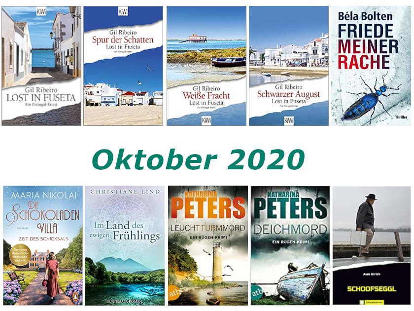 Cover Rückblick Oktober 2020