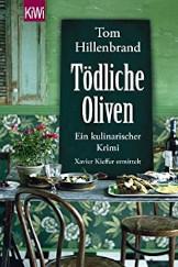 Cover Info Tödliche Oliven