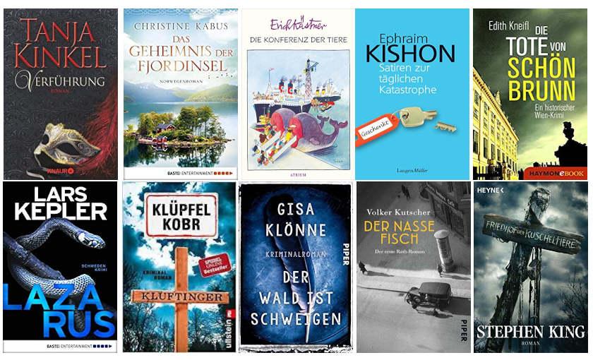 Cover Autoren mit K