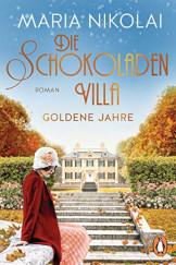 Cover Info Die Schokoladenvilla - Goldene Jahre