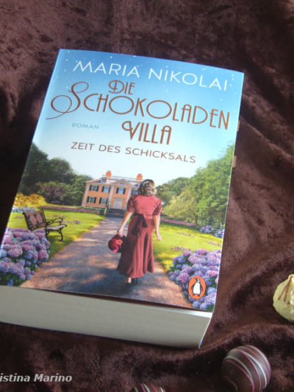 Cover Die Schokoladenvilla - Zeit des Schicksals