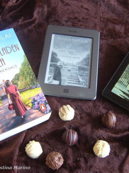 Cover Die Schokoladenvilla Trilogie