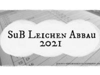 Challenge SuB Leichen Abbau 2021